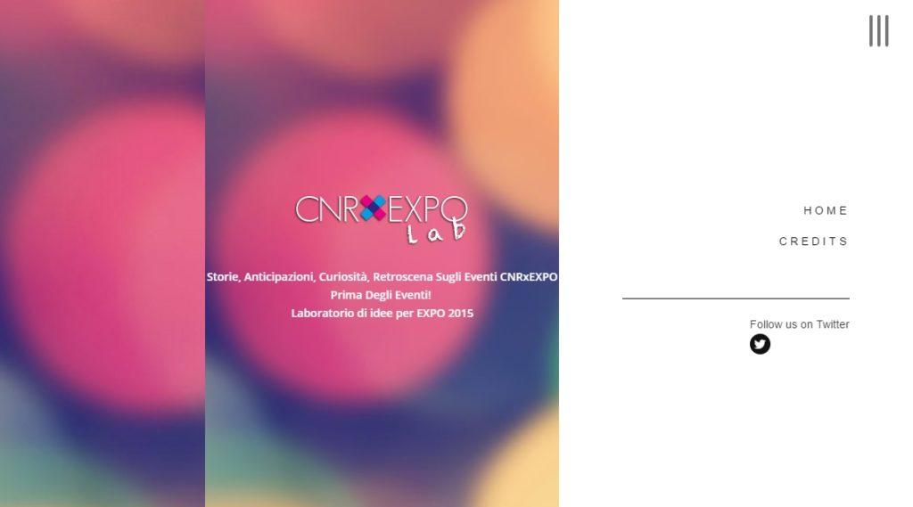 CNR Expo Lab