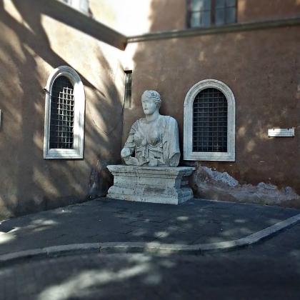 Le statue parlanti di Roma | Open House Roma
