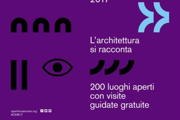 Open House Roma torna il 6 e 7 maggio | OHR17