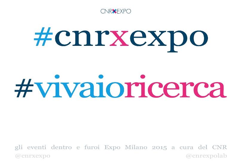 Twitter che confusione CNR Expo Lab